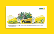 Ricola AG - Internationaler, mehrsprachiger Auftritt